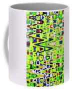 Abstract Dr #6 Coffee Mug