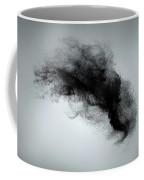 Abstract Dust Cloud Background Coffee Mug