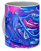 Abstract Experiment Coffee Mug
