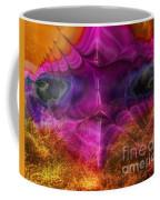 Abstract Fantasy Sailing Coffee Mug
