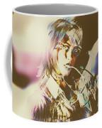 Abstract Fashion Pop Art Coffee Mug