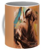 Abstract Female Back  Coffee Mug