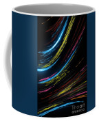 Abstract Fiber Coffee Mug