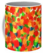 Abstract Field Coffee Mug