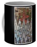 Abstract Floor  Coffee Mug