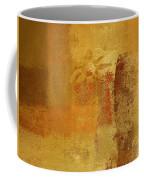Abstract Floral - 14v2ct01a Coffee Mug
