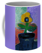Abstract Floral Art 115 Coffee Mug
