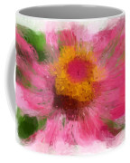 Abstract Flower Expressions Coffee Mug
