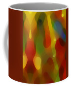 Abstract Flowing Light Coffee Mug by Amy Vangsgard