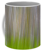 Abstract Forest 2 Coffee Mug