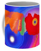 Abstract Fortaleza 2 Coffee Mug