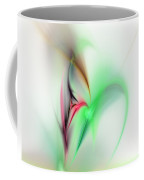 Abstract Fractal 052810  Coffee Mug