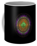 Abstract Fractal Coffee Mug
