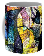 Abstract Fruit Still Life Coffee Mug