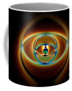 Abstract Fudge Coffee Mug