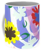 Abstract Garden #1 Coffee Mug by Bee-Bee Deigner