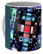 Abstract Geometric Art Coffee Mug