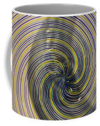 Abstract Glass 6 Coffee Mug