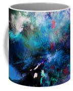 Abstract Improvisation Coffee Mug by Wolfgang Schweizer