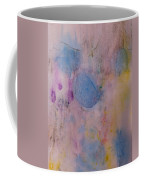 Abstract In Red, Blue, And Yellow Coffee Mug