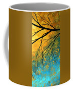 Abstract Landscape Art Passing Beauty 2 Of 5 Coffee Mug