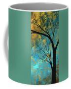Abstract Landscape Art Passing Beauty 3 Of 5 Coffee Mug