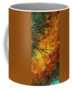 Abstract Landscape Art Passing Beauty 5 Of 5 Coffee Mug