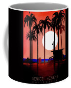 Abstract Landscape Beach Art 3 - By Diana Van Coffee Mug