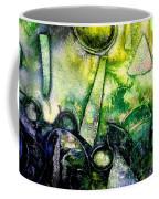 Abstract Landscape IIi Coffee Mug