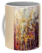 abstract landscape VI Coffee Mug