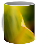 Abstract Leaf Coffee Mug