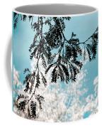 Abstract Locust Coffee Mug