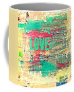 Abstract Love V2 Coffee Mug