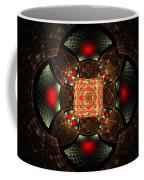 Abstract Mandala 2 Coffee Mug