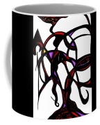 Abstract Mind Coffee Mug