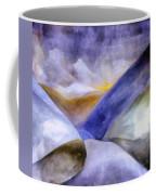 Abstract Mountain Landscape Coffee Mug