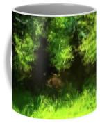 Abstract Nature 834 Coffee Mug