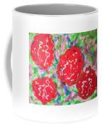 Abstract Nr 49 Coffee Mug