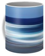 Abstract Ocean Waves Coffee Mug