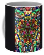Abstract Of Abundant Colors Coffee Mug