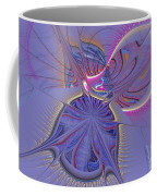 Abstract Of Cells Coffee Mug
