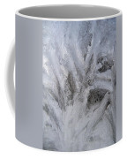 Abstract Of Ice Coffee Mug