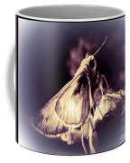 Abstract Of Skipper Butterfly Coffee Mug