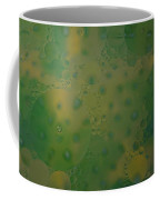 Abstract Oil And Water 10 Coffee Mug