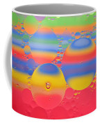 Abstract Oil And Water 7 Coffee Mug