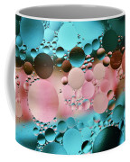 Abstract Oil And Water Coffee Mug