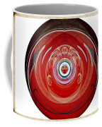 Abstract Old Car Framed Coffee Mug