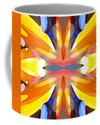 Abstract Paradise Coffee Mug