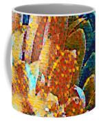 Abstract Petals Coffee Mug