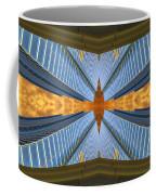 Abstract Photomontage N131v1 Dsc0965  Coffee Mug